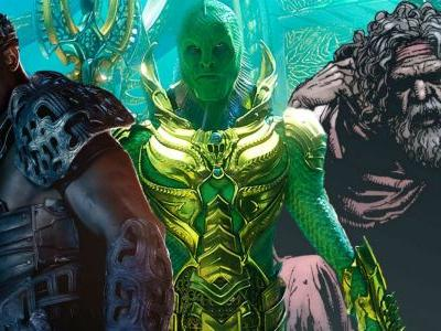Djimon Hounsou Will Play 3 Different Comic Book Characters in 5 Months