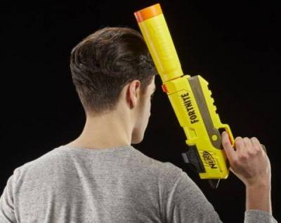 NERF Fortnite blasters revealed with preorders and release date