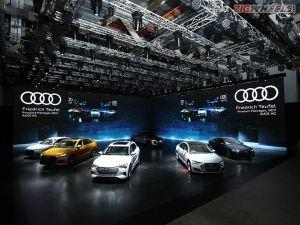 Audi Brand Experience Singapore All-New 2019 Cars Showcased