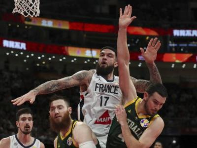 France beat Australia 67-59 for bronze medal at World Cup
