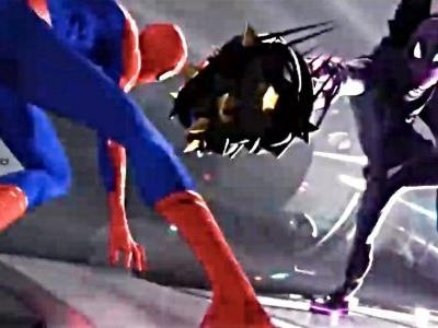 Spider-Man: Into the Spider-Verse Preview Delivers Crazy Marvel Action