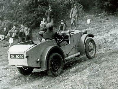 Can You Help Find The Long-Lost Lotus Mark I?