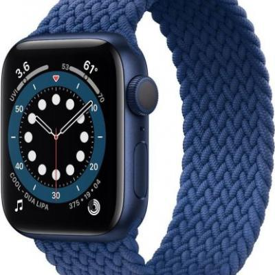 What's the difference between Apple Watch Series 5 and Series 6?