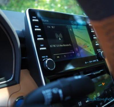 Toyota Android Auto support is reportedly a done deal