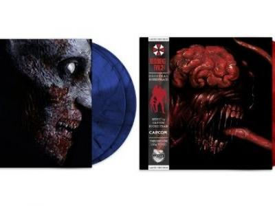 Resident Evil 1 and 2 Vinyl Soundtracks Will Give Your Nightmares a Score in 2019