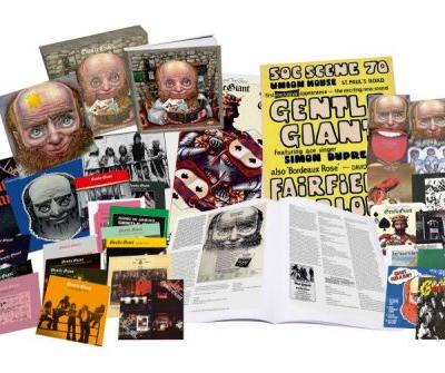 Gentle Giant's catalog collected in massive 30-disc box set