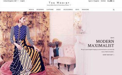 The Modist launches online