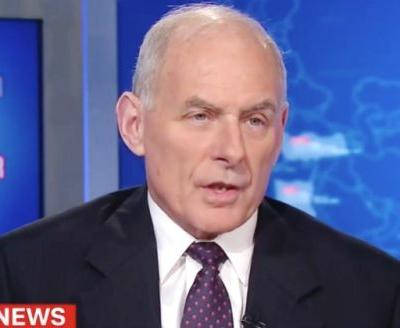 WH Ally Says Kelly Treats Trump 'Like a Mushroom': 'Keep Him in the Dark' and 'Feed Him a Bunch of Sh*t'