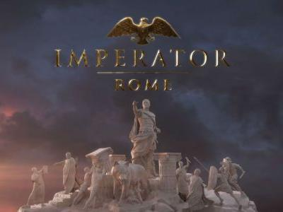Paradox Interactive Announce Imperator: Rome