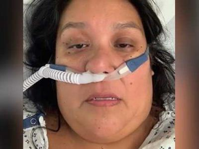 'I thought I was immune': Woman who survived COVID-19 twice warns people to take virus seriously