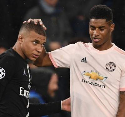 Rashford is special and Man Utd forward can be as good as Mbappe - Neville