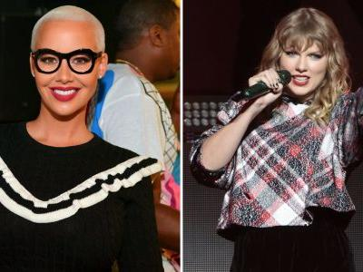 """Amber Rose Claps Back at Trolls Who Called Her Son """"Gay"""" for Loving Taylor Swift"""
