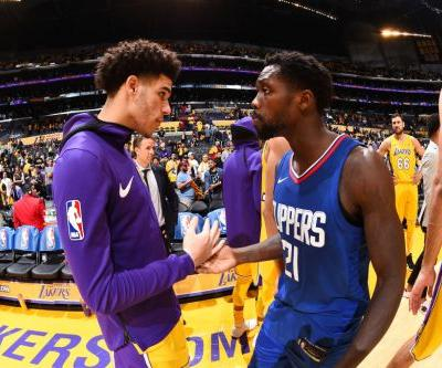 Patrick Beverley Called Lonzo Ball a 'Weak Ass Mother F****r'