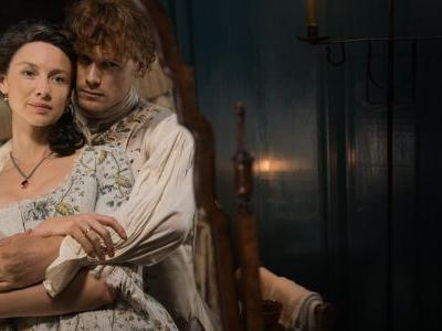 """Post 'Outlander' Episode 401 """"America the Beautiful"""" Interview Round-Up"""