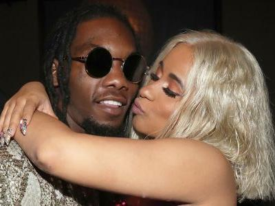 Offset Praises His 'Ride or Die' Cardi B After She Reflects On Her Past: 'Love You No Matter What'