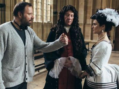 The Favourite's Yorgos Lanthimos Directing Crime Film Pop 1280