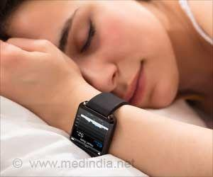 New Smartwatch App Can Track How Many Times You Roll While You Sleep