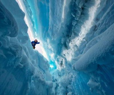 Exploring Antarctica With White Desert's Robyn Woodhead