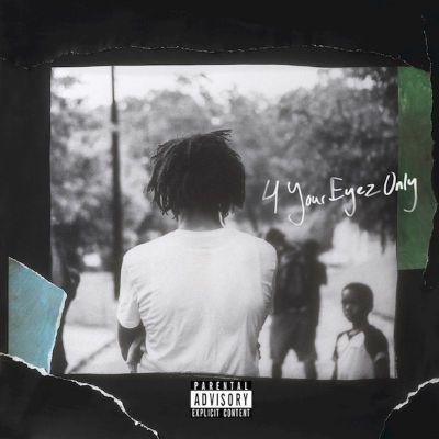 J. Cole to release new album 4 Your Eyez Only next week