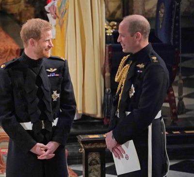 Here's Exactly How Close in Age Prince William and Prince Harry Are
