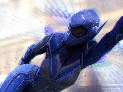 Ant-Man & the Wasp Concept Art Takes Down a Motorcyclist