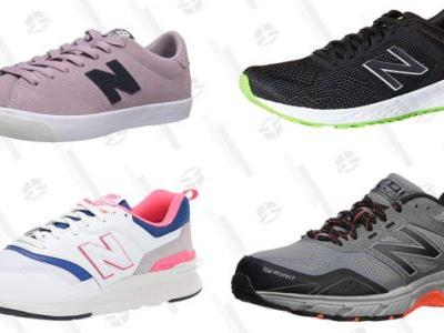 Need New Sneakers? Amazon Is Marking Down New Balance For Prime Day