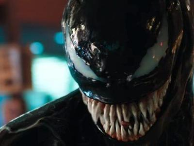 New 'Venom' Images and How Tom Hardy Developed Two Different Voices for the Antihero