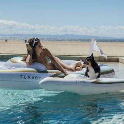 Pool Floats For Dogs Are A Thing, And They're Making Summer Epic