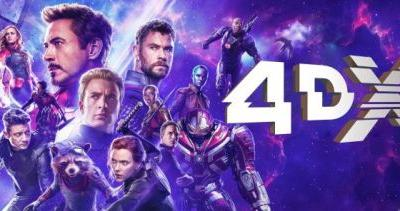 'Avengers: Endgame' in 4DX Will Feature Signature Character Motions, But What Does That Mean?