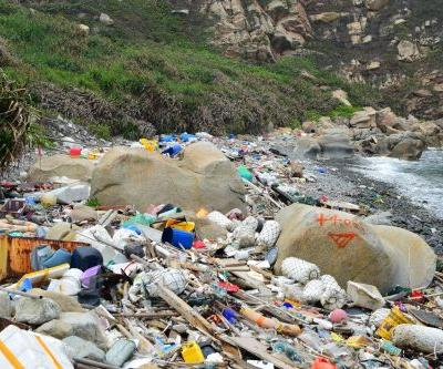 The US is one of the world's biggest sources of plastic pollution
