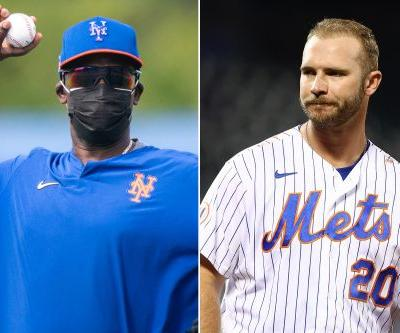 Pete Alonso was in tears after Mets fired Chili Davis
