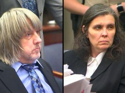California 'house of horrors' parents plead guilty to charges of torture, abuse