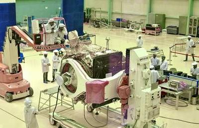 India unveils Moon lander, set to become 4th nation to touch down on Earth's satellite