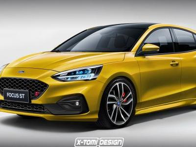 The Next Ford Focus ST Will Use An RS-Derived 2.3 With 250bhp