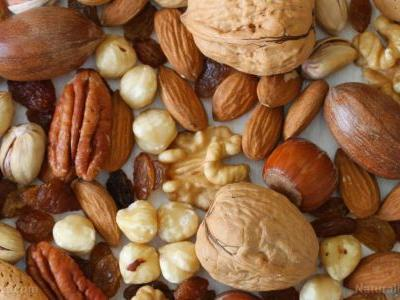 Eating nuts and seeds found to cut your risk of premature death by HALF