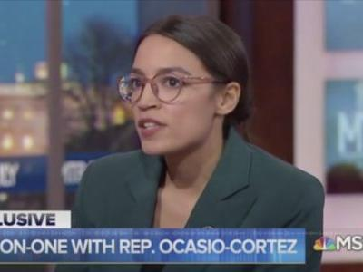 Ocasio-Cortez Fires Back at Laura Ingraham For Posting 'Wack' Billboard That Criticizes Her Over Amazon HQ2