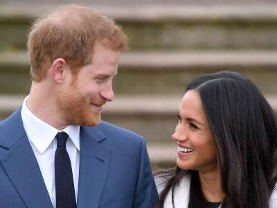 Sorry Meghan Markle, but You Still Won't Be an Official Princess When You Marry Harry