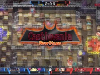 Super Bomberman R Gets Spooky With Castlevania Content