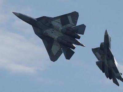 Russian lawmaker says Su-57 stealth jets will be 'considerably cheaper' than F-35s and F-22s