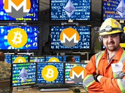 Cryptocurrency mining malware has become self-aware