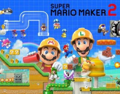 Super Mario Maker 2 Nintendo Switch exclusive finally has a date