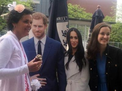 Crowd dons finest to cheer royal wedding at Minneapolis pub