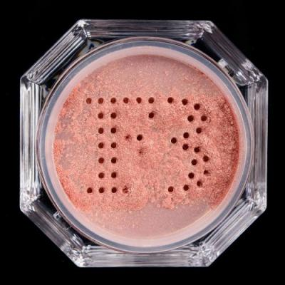 Fenty Beauty Rose on Ice Fairy Bomb Shimmer Powder Review & Swatches