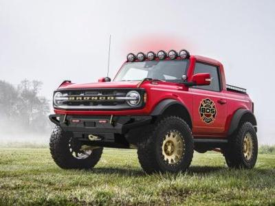 Which Of These Ford Bronco SEMA Concepts Would You Take Off-Road?