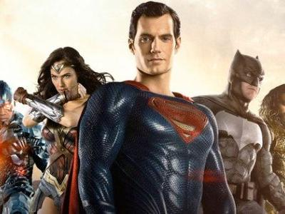 DC Movie Lineup Announced: Justice League 2, Cyborg & More Go Missing