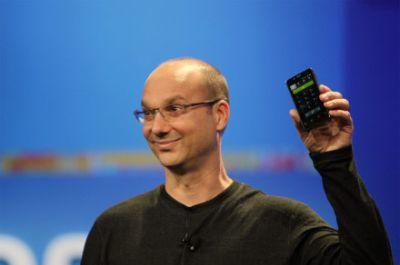 Report: Former Android chief Andy Rubin developing a modular smartphone