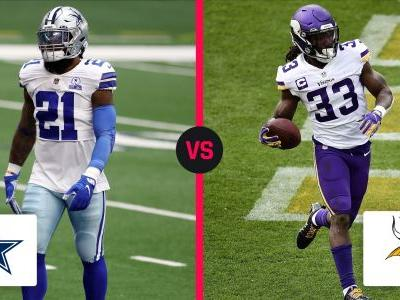 Cowboys vs. Vikings coverage map: Where can NFL fans watch the Week 11 game on TV?