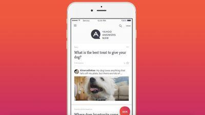Yahoo quietly launches new app for Yahoo Answers on iOS, but it's currently invite-only