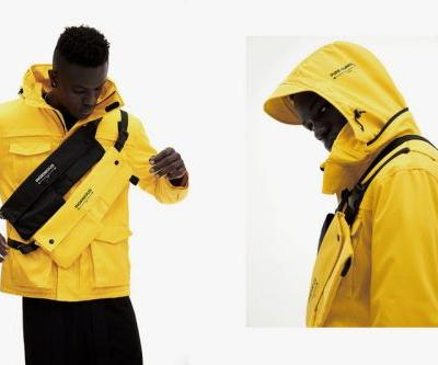 INGENIOUS Brings A Futuristic Twist To The Classic M-65 Jacket