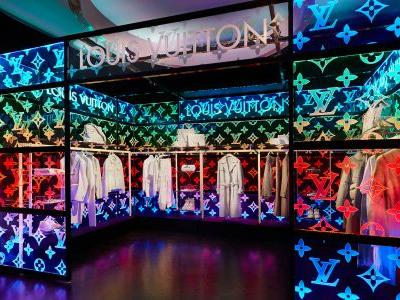 Inside the new fairytale-inspired Louis Vuitton pop-up